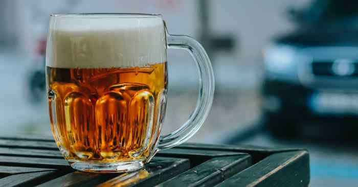 beer benefits for hair in hindi