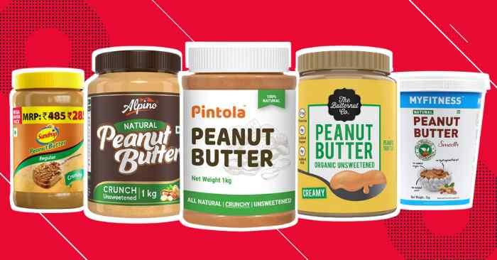 best peanut butter in hindi