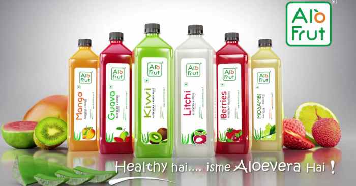 alo fruit juice review in hindi